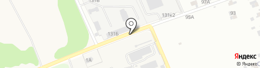 ТЕПЛОСТРОЙ на карте Кстово