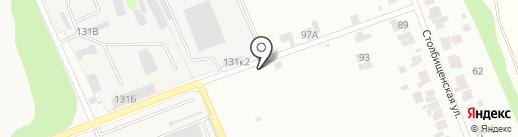 Луидор-Гарант на карте Кстово