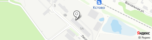 Полимер на карте Кстово