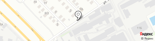 Транспортная компания на карте Кстово