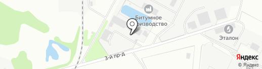 Нижегородтеплострой-НН на карте Кстово