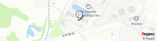 КСК на карте Кстово