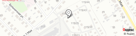 AutoLand на карте Кстово