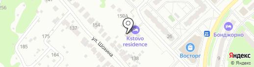 Мастерская Взгляда Анны Поташник на карте Кстово