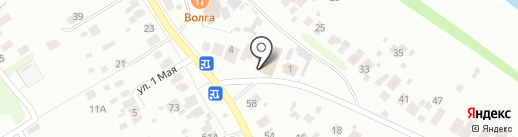Мастерская по ремонту обуви на карте Кстово