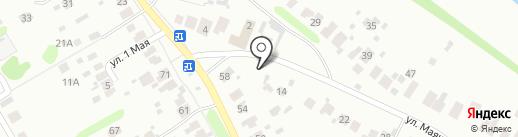 НиАЗ на карте Кстово