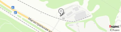 Час-Z на карте Кстово
