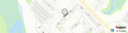 Наталья на карте Бора
