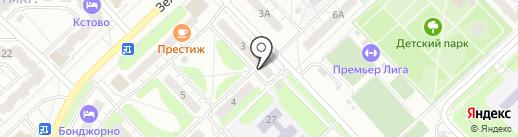 Центр Систем Безопасности на карте Кстово