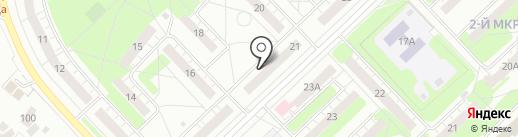 Наркологическое отделение на карте Кстово