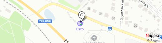 АЗС №197 на карте Кстово