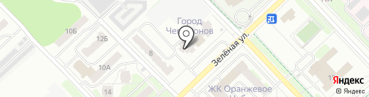 Memories на карте Кстово