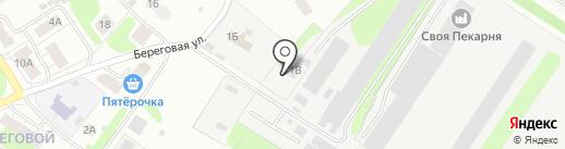 Монтажстройсервис на карте Кстово