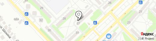 Магазин детской одежды на карте Кстово