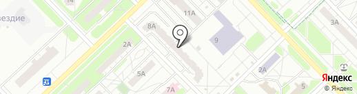 МОРФО на карте Кстово
