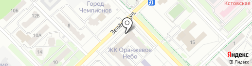 Свободная касса на карте Кстово