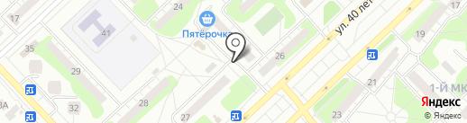Центр внешкольной работы на карте Кстово