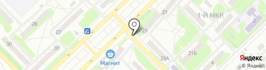 Ассорти на карте Кстово