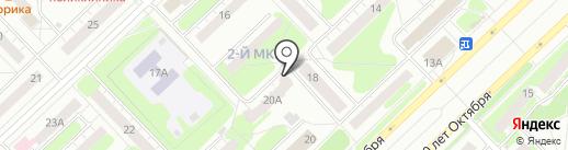 РЕМОНТНО-ЭКСПЛУАТАЦИОННОЕ ПРЕДПРИЯТИЕ на карте Кстово