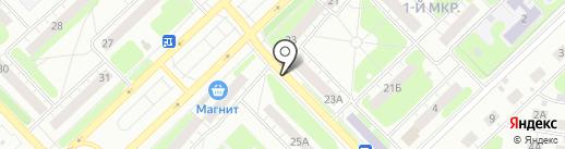 Сбербанк, ПАО на карте Кстово