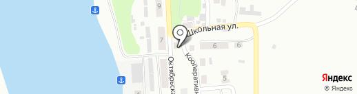 Почта Банк, ПАО на карте Бора