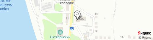 Лотос на карте Бора