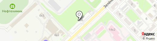 У Самбо на карте Кстово
