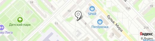 RoutExpress на карте Кстово