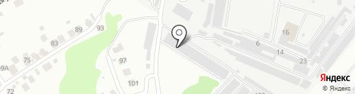 ЗипАвто на карте Кстово