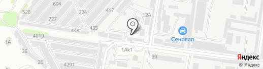 Интермет-НН на карте Кстово