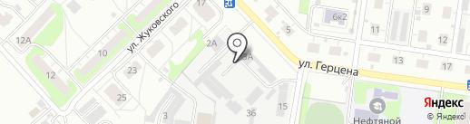 АВТО-ПУЛЬС на карте Кстово