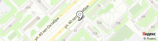 Парикмахерская на карте Кстово