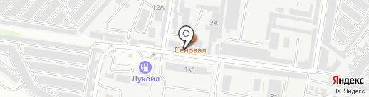 Стройэнергомонтаж на карте Кстово