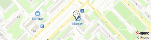 Comepay на карте Кстово