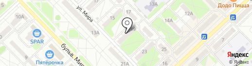 Комиссионный магазин детских товаров на карте Кстово