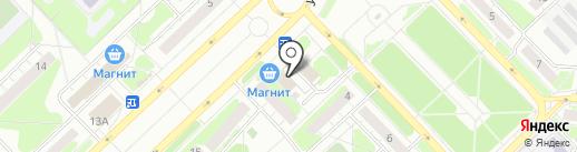 EMS Почта России на карте Кстово