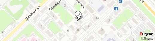 РГС-медицина на карте Кстово