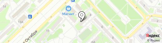ВОКБАНК на карте Кстово