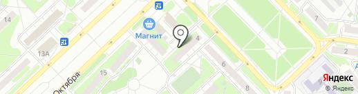 Магазин товаров для новорожденных на карте Кстово