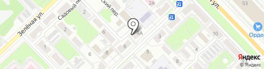 ЛАТИМ ТРЕЙД на карте Кстово