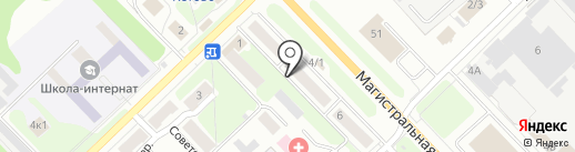 МейТан на карте Кстово