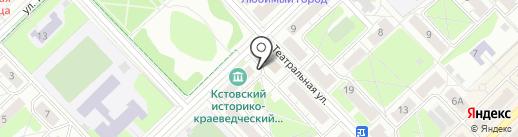 Судебный участок Кстовского судебного района Нижегородской области на карте Кстово