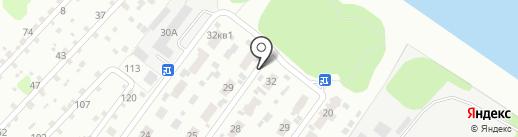 Автоцентр на карте Кстово