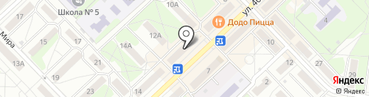 Агро-Белогорье на карте Кстово