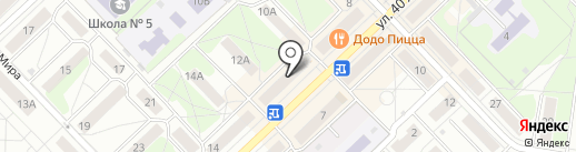 Теле2-Нижний Новгород на карте Кстово