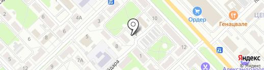 Гранд-НН на карте Кстово