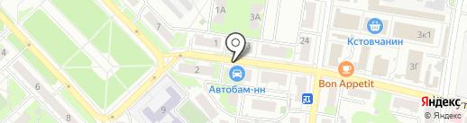 Мастерская по производству памятников на карте Кстово