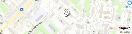 Смарт Плюс на карте Кстово