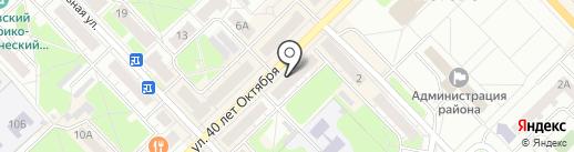 Торгово-монтажная компания на карте Кстово
