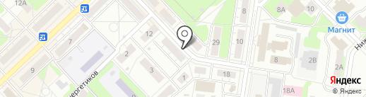 Мобильная мастерская на карте Кстово